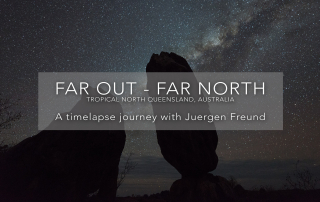 Far Out - Far North, title picture