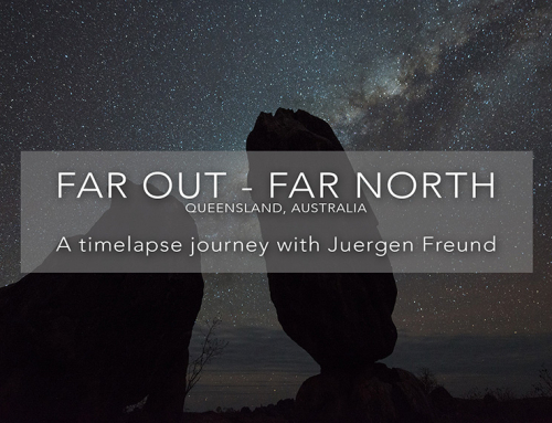 Far Out – Far North, a timelapse journey